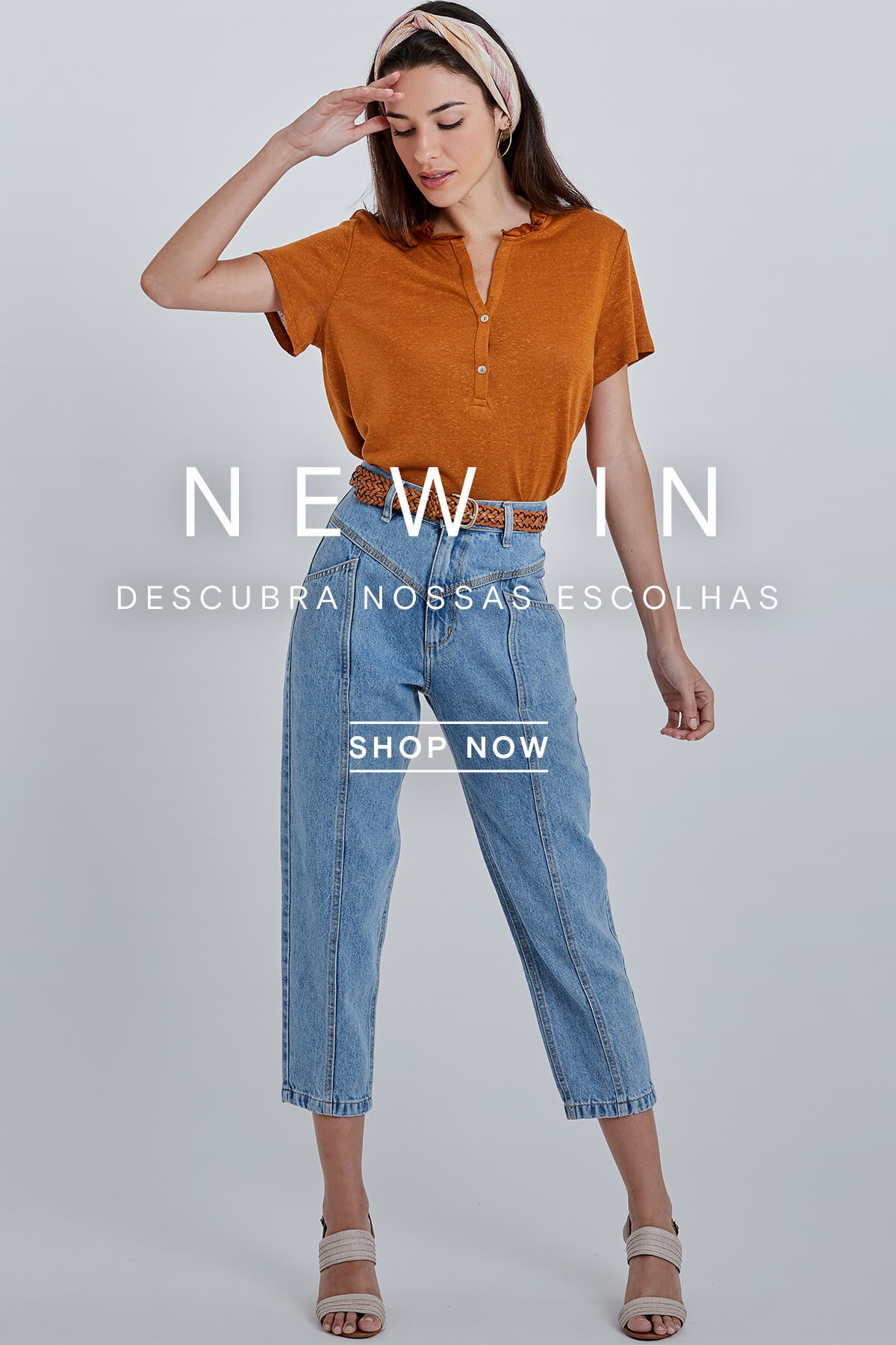 New in blusas