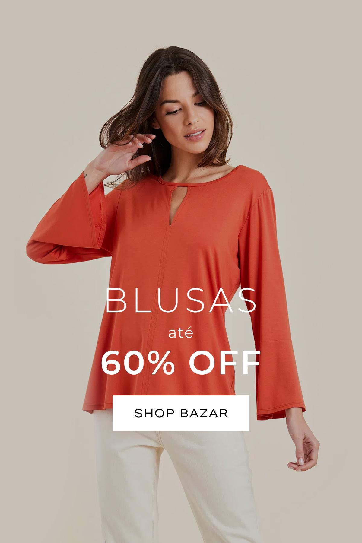 Bazar Blusas