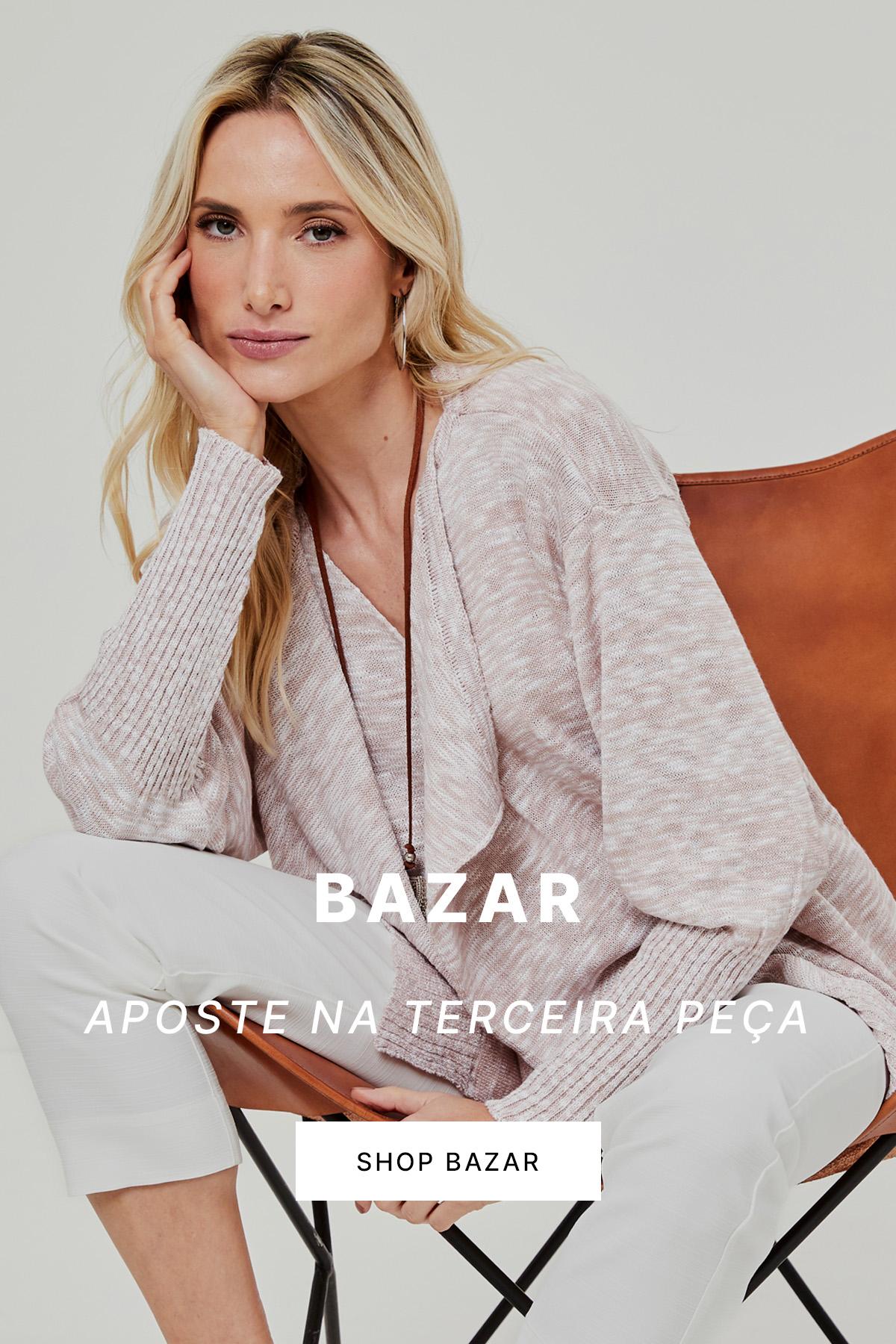 Bazar: terceira peça