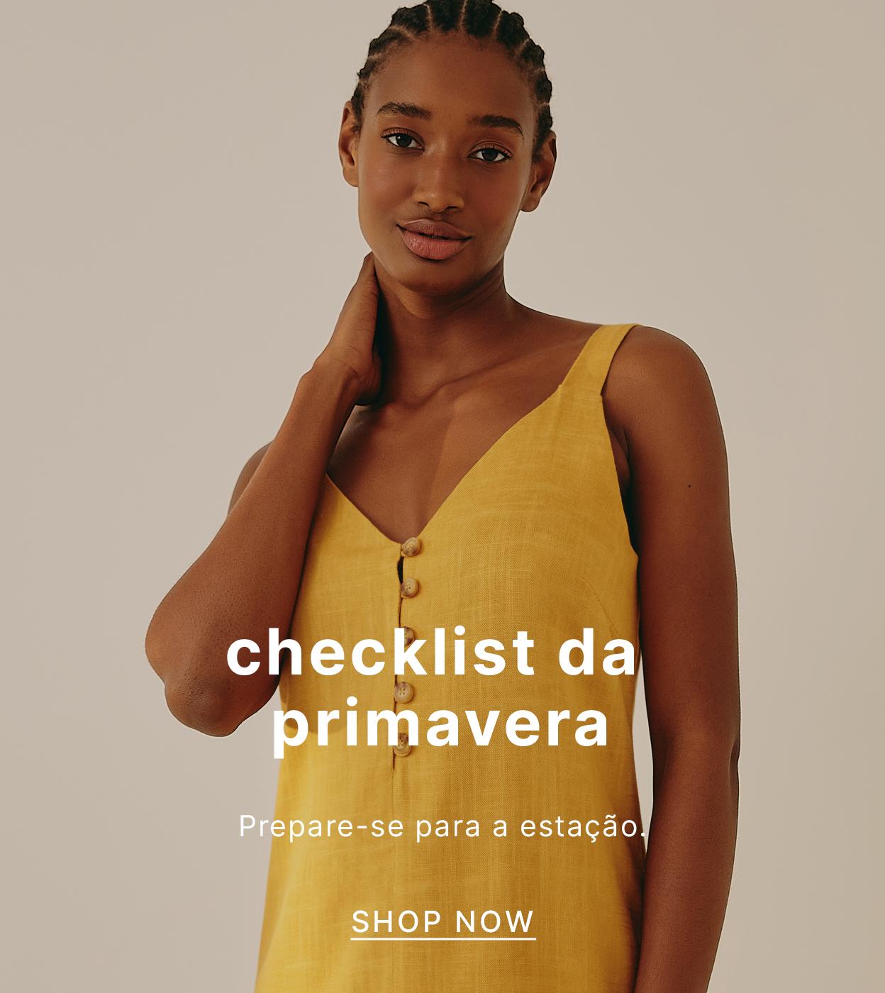 Checklist Primavera